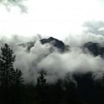 Cloudy Rockies